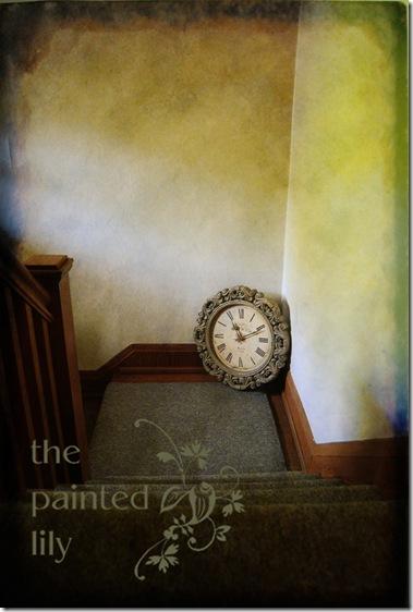 Clock Stairwell