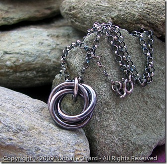Love Knot Sterling