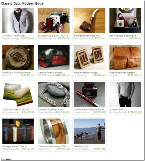 Classic Dad Modern Edge Treasury